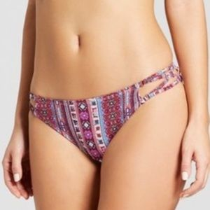 Xhilaration cheeky bikini bottom size XS